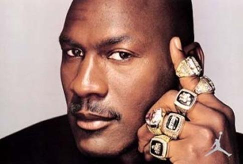 Patrick Ewing Championship Rings