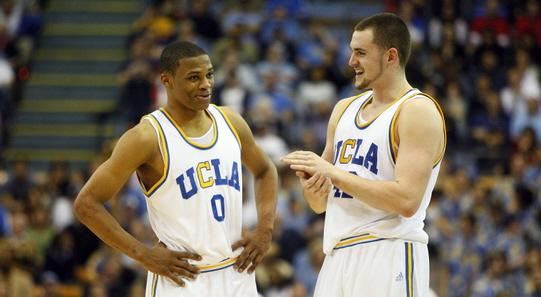 COLLEGE BASKETBALL: FEB 02 Arizona v UCLA