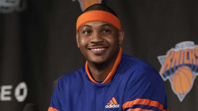 The Larry Bird exception will enable the Knicks to pay Carmelo Anthony more than other teams.